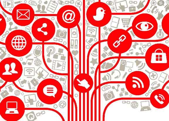 Estudio revela atrasos en niveles de uso de internet en Chile