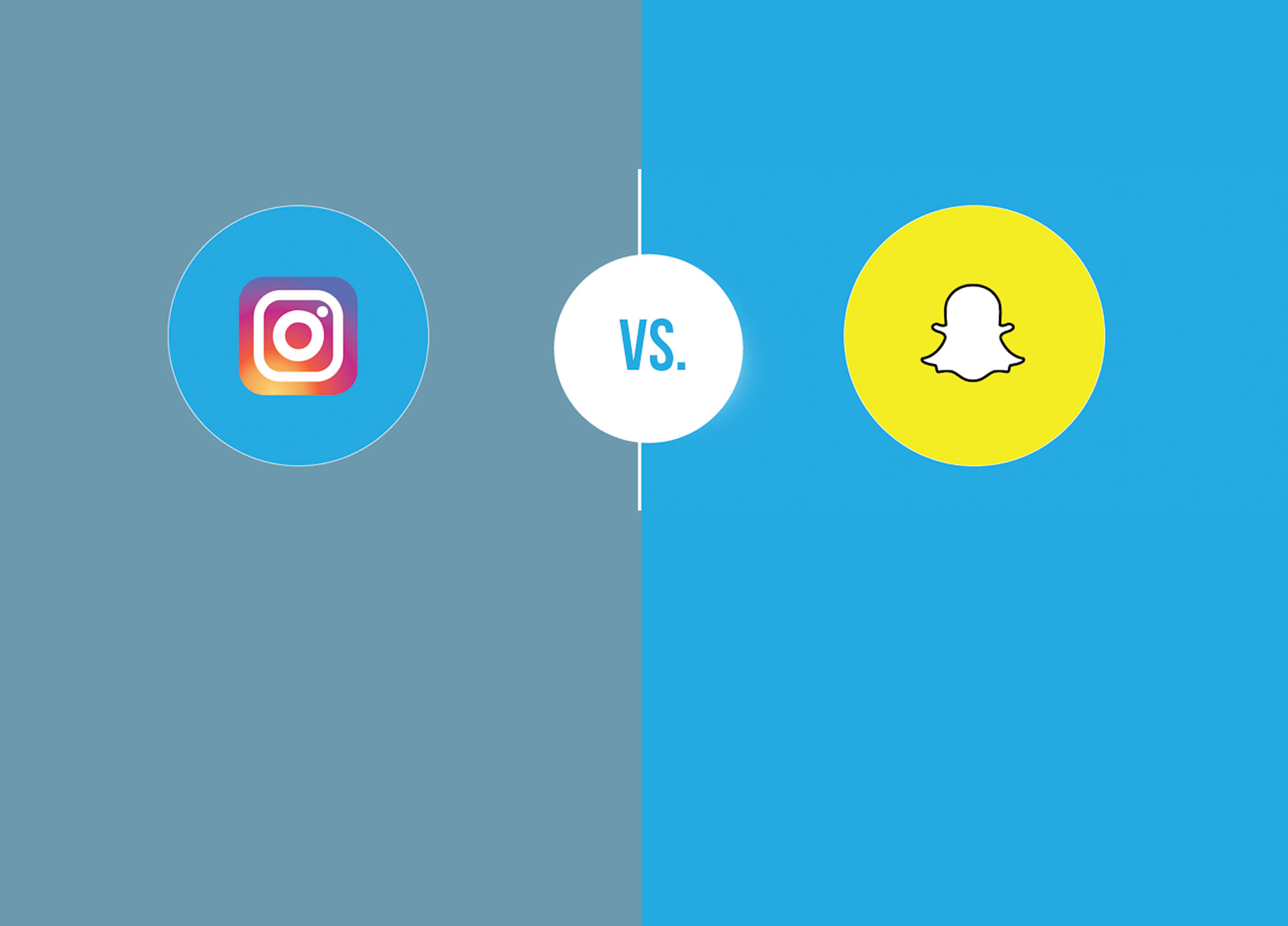"""Instagram fortalece """"Stories"""" y Snapchat lanza nuevos filtros"""