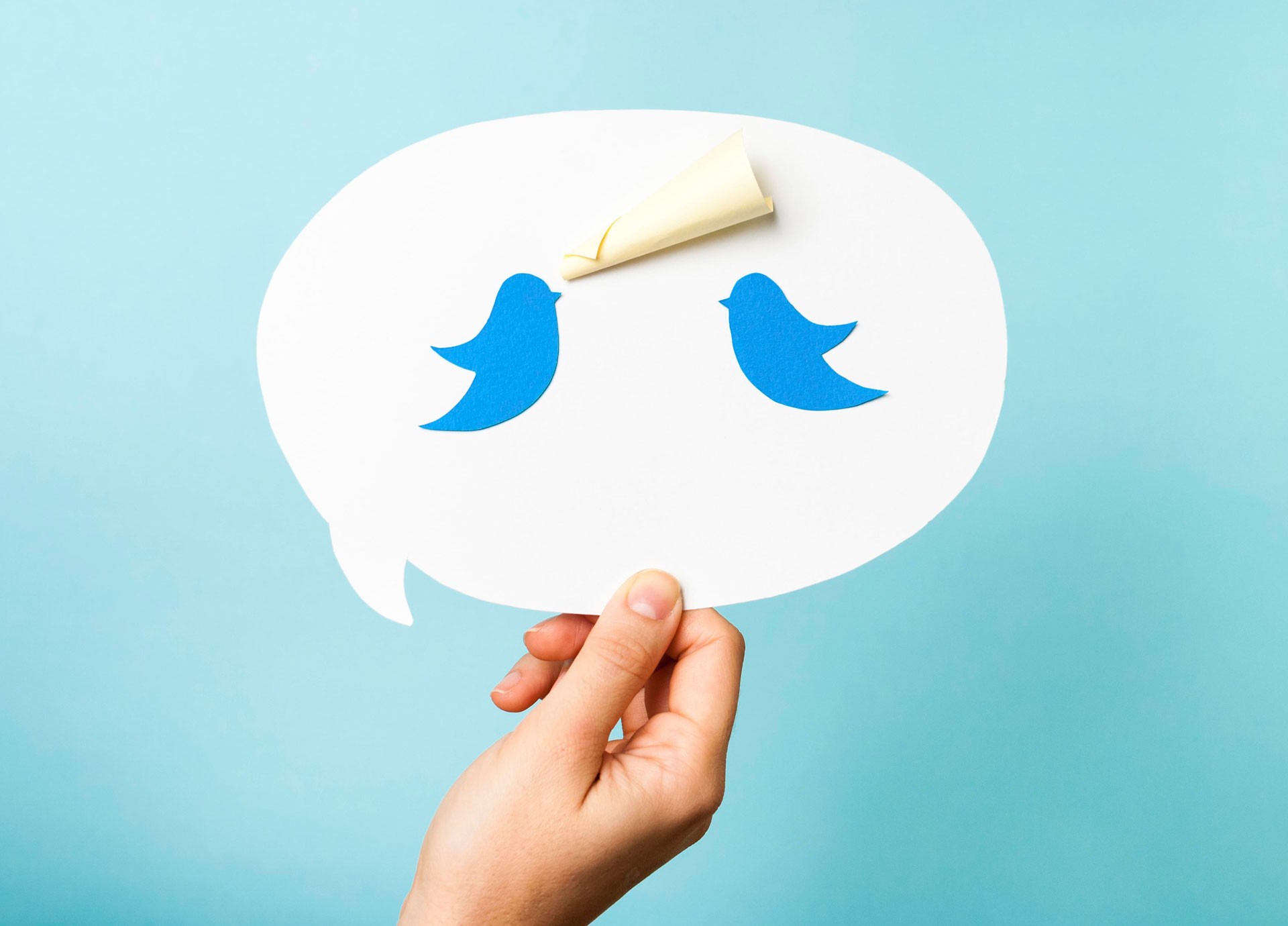 Twitter aplica cambio para ahorrar caracteres