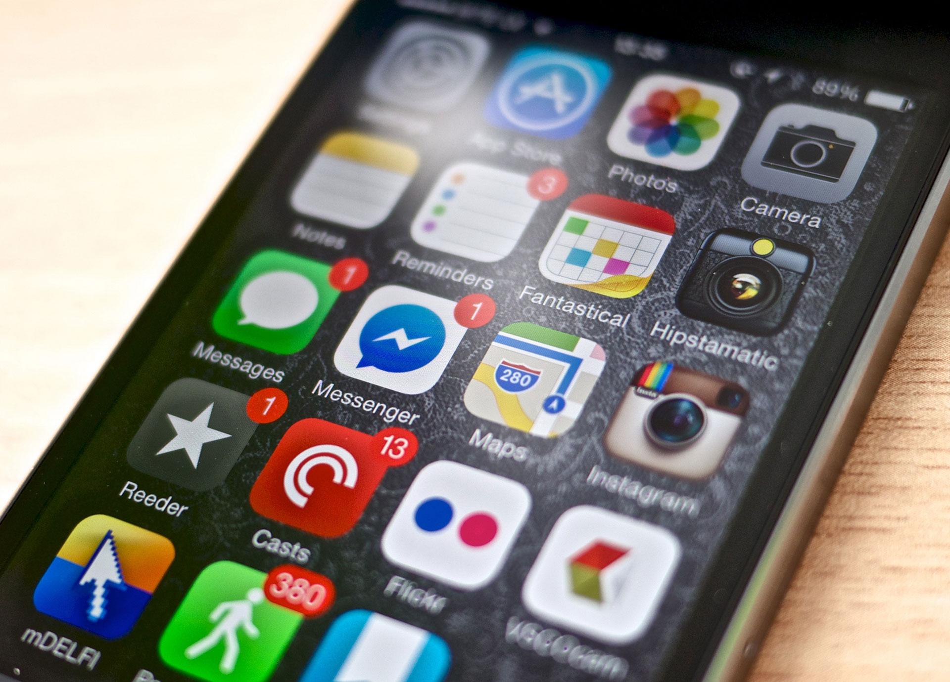 Aumenta el uso diario de apps, disminuye su retención