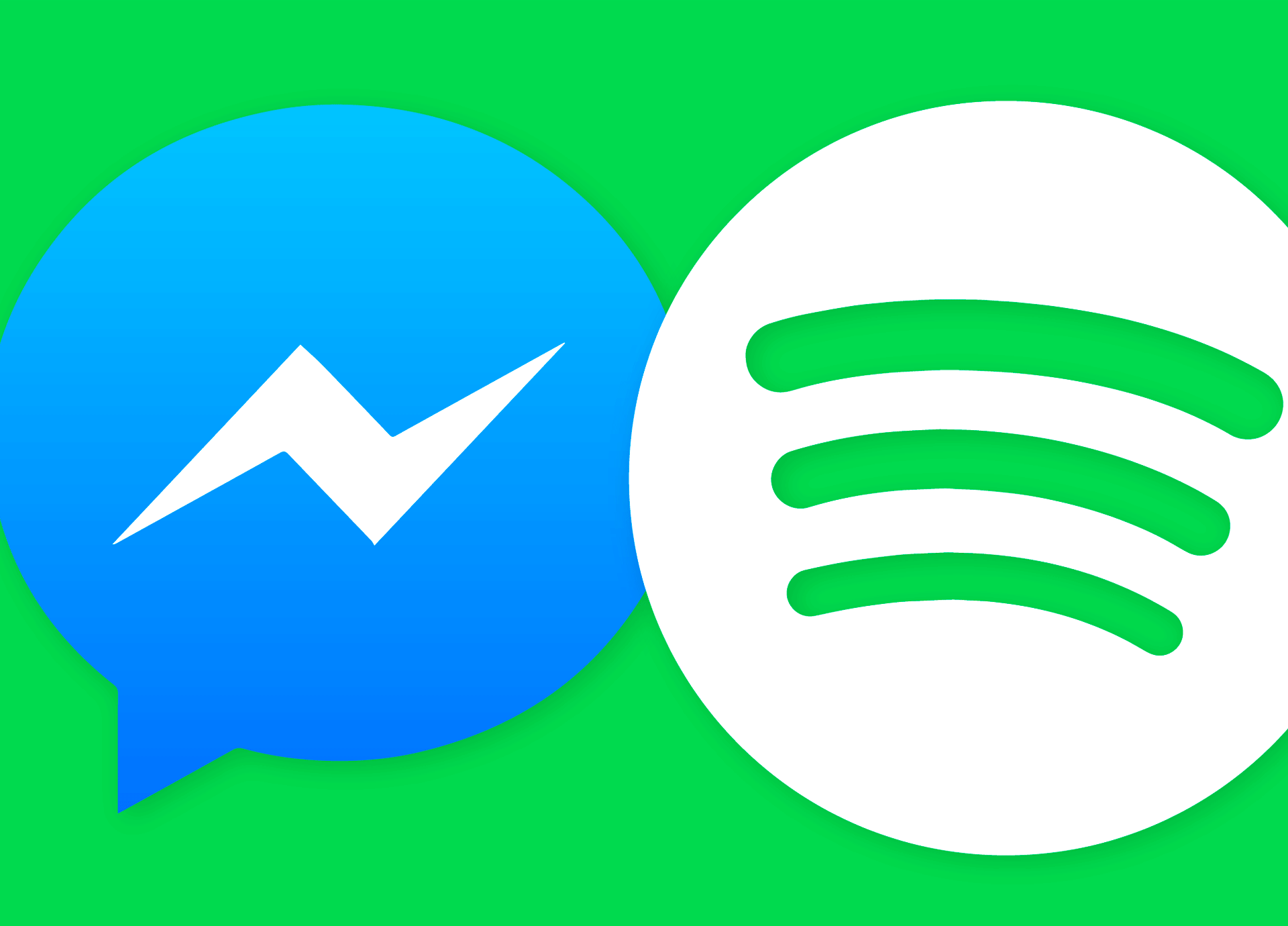Spotify introduce listas de reproducción en Facebook Messenger