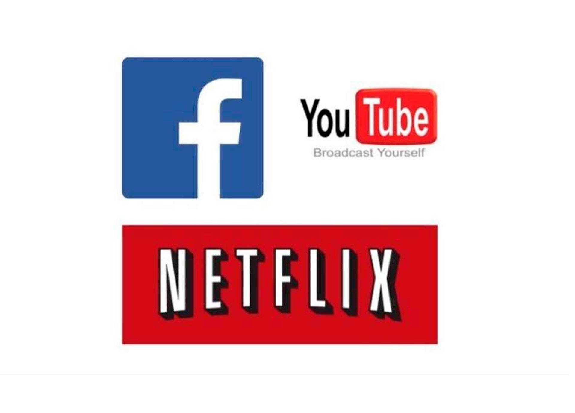 Facebook y Youtube lanzarán sus propias series online